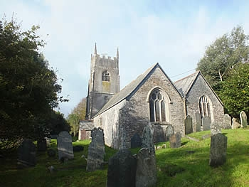 Photo Gallery Image - St Mary's Church, Botus Fleming