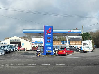 Photo Gallery Image - Convenience shop and petrol station at Hatt